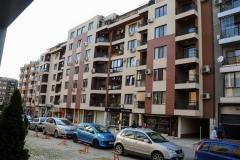 """Жилищна сграда - кв. Левски ул. """"Димитър Икономов"""" № 23"""